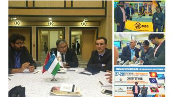 STAS Engineering engaged in Tashkent, Uzbekistan